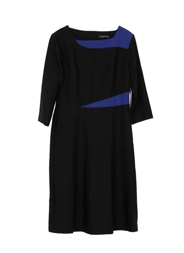 La gazzetta Elbise Siyah